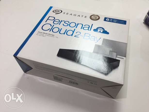 Personal Cloud Seagate