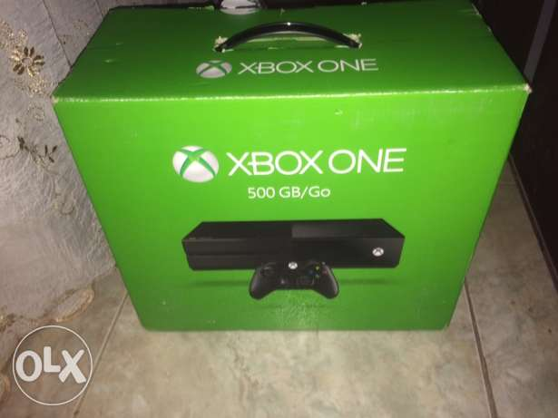 xbox one for sale or exchange with ps4
