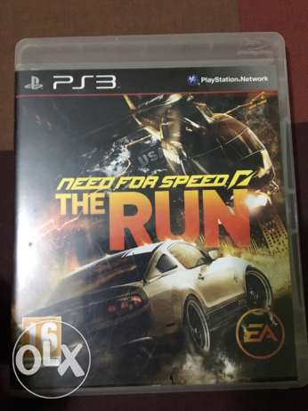 need for speed the run playstation 3