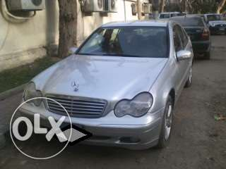 mercedes c180 komprossr in excellant condition for sale in maadi