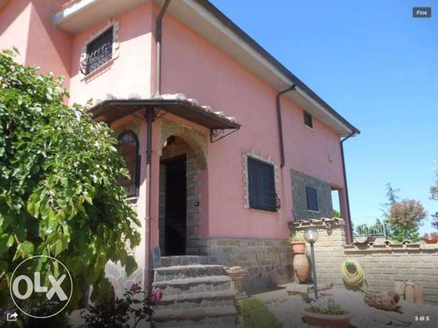 villa in Italy for sale and exchange