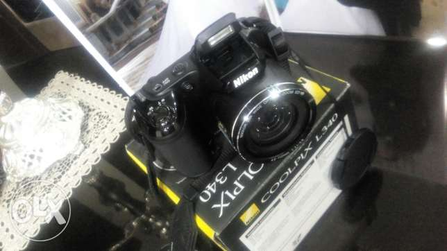 Nicon Coolpix L340 For sale