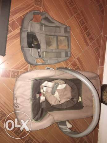 """Safety First"" Car Seat from USA مدينة نصر -  3"