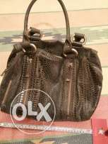 Calvin Klein Leather bag & Tory Burch shoes *Oreginal* NEW