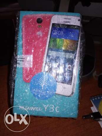 Huawei Y3c New one