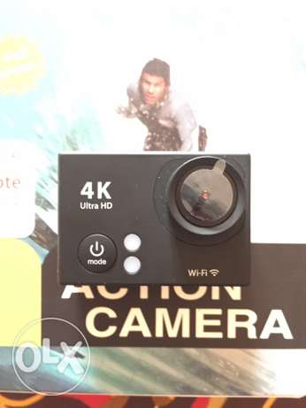action camera 4k brand eken with all accessories brand new water proof