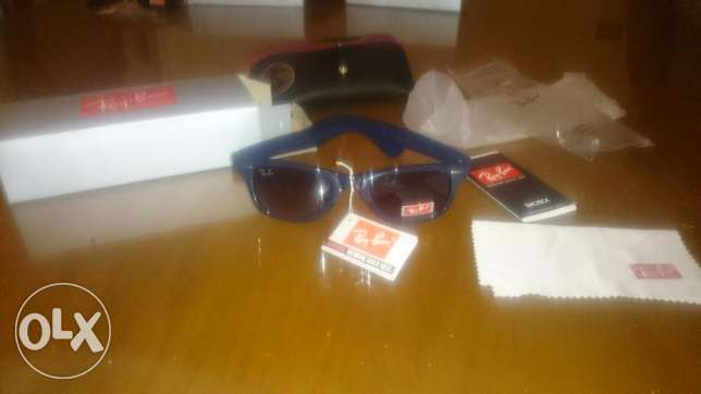 Ray-ban sunglasses 400g or 25$ مصر الجديدة -  2