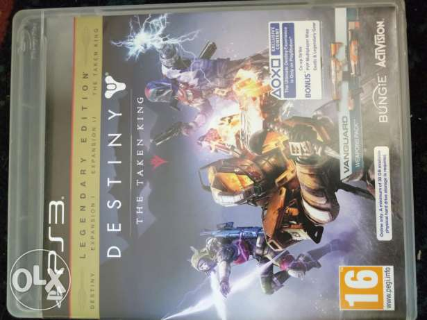 Destiny ps3 for sell