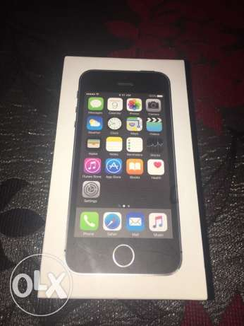 i phone 5s silver 16 g