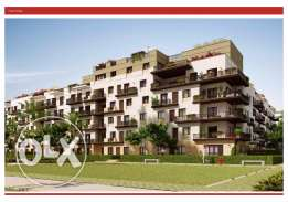 Eastown Sodic Apartment 210 m +Garden 60 m with installments