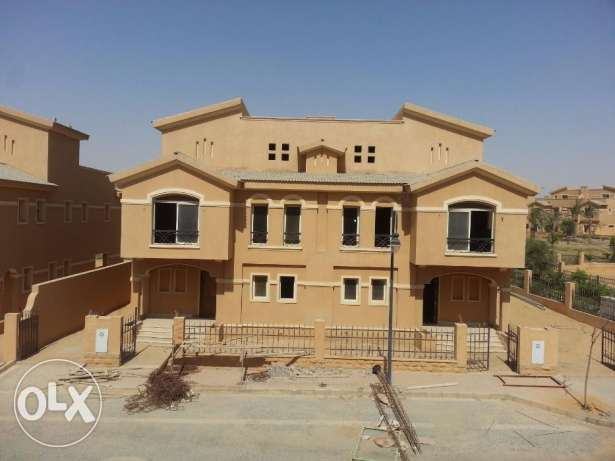 Twin house -Dyar located in New Cairo for sale