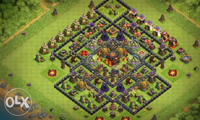 For Sell Clash oF Clans Acc