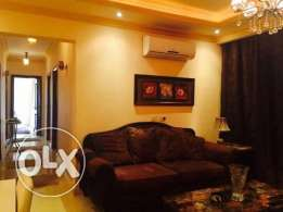 Ground floor 145m with Garden 200m with furniture For Rent IN