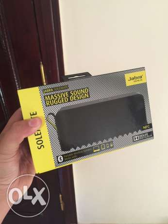 NEW SEALED Jabra Solemate Bluetooth Speaker