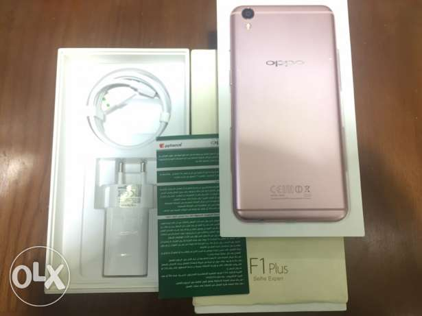OPPO F1 Plus / as New / All accessories / With Warranty مدينة نصر -  3