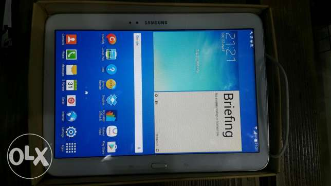 Tab 3 10 inch with box