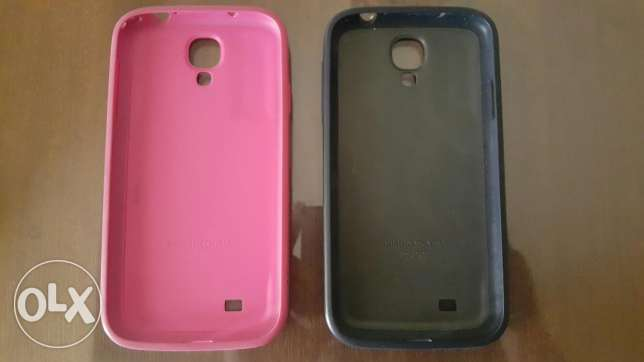 2 x Samsung Galaxy S4 Protective Cover