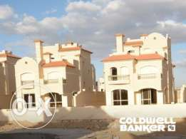 Villa located in 6 October for sale 433 m2, 3 bathrooms, 3 bedrooms, p