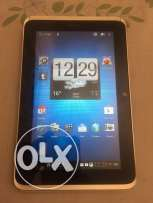 "HTC Flyer 7"" android tablet"