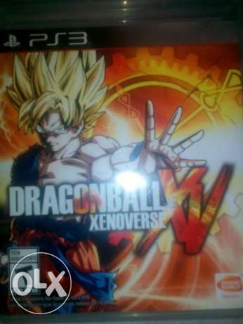 Dragonball Xenoverse ps3 game