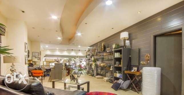 Retail space for rent in Zamalek