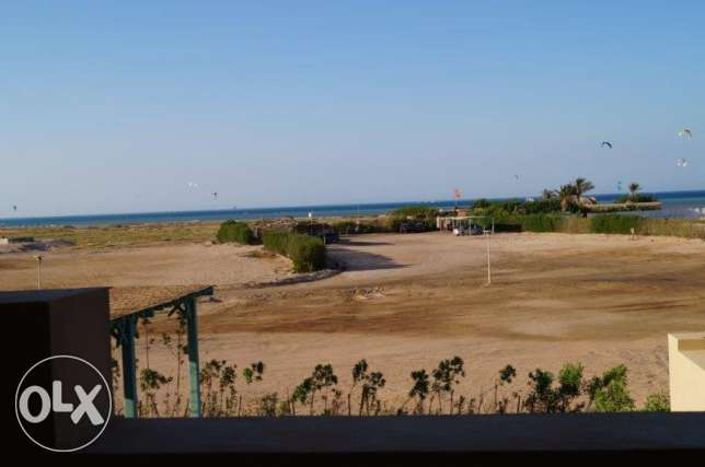 Sea view apartment in New Marina, El Gouna الغردقة -  8