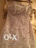 wedding dress from Amr elbana for sale