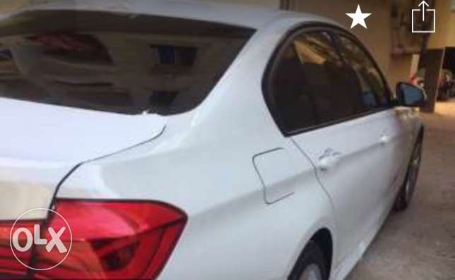 مطلوب 320 white 2016 luxury