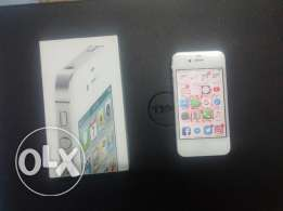 Iphone 4s - White - 16GB