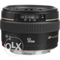 canon lens50mm f1.4