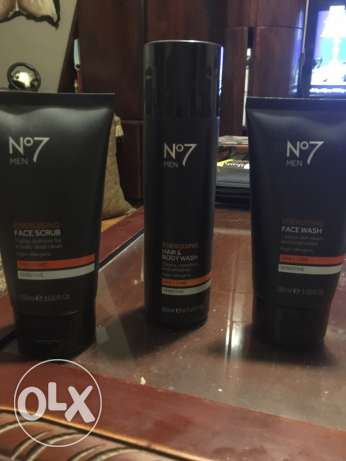 No 7 men collection