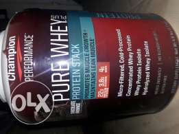 supplement pure whey plus protein 2.2k.g
